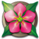 Flower Garden beta version logo
