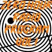 Zero Hour Vol.1 Rod Serling