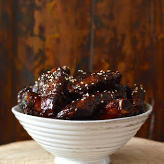 Shanghai Sweet and Sour Ribs.