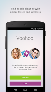 Messenger & Free Match App - screenshot thumbnail