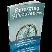 Emerging Effectiveness