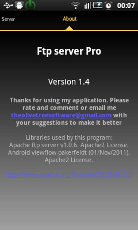 Ftp Server Pro- screenshot