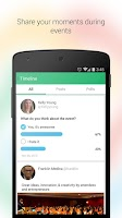 Screenshot of Eventtus - Events App