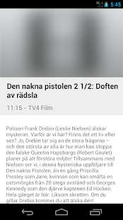 svensk tv guide