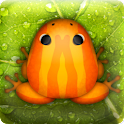 Pocket Frogs logo