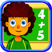 1 + 2 = 3 Math For Kids