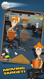 Paper Toss 2.0 Screenshot 8