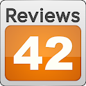 Reviews42 logo
