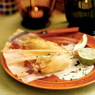 Prawn Tamales Recipe
