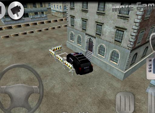 3D Police Car Parking 1.4 screenshots 9