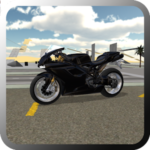 Fast Motorcycle Driver for PC and MAC