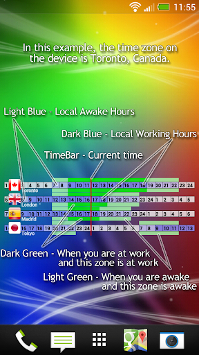 玩旅遊App|World Clock Widget免費|APP試玩