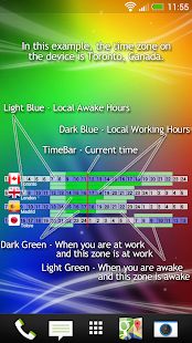 World Clock Widget - screenshot thumbnail