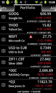 Stock Alert Pro- screenshot thumbnail