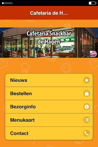 Cafetaria de Hagen
