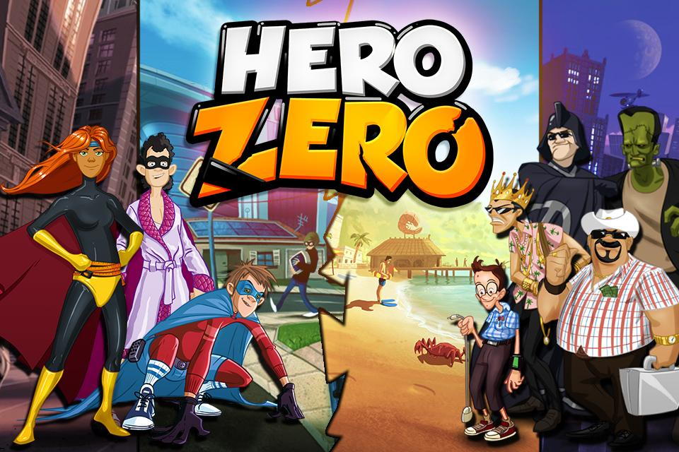 Hero Zero - screenshot