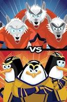 Screenshot of Penguins' Revenge - Free Game