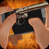Simulator weapons Revolver