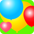 Colorful Balloons for kids icon