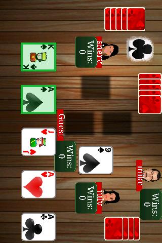 euchre無料-カードゲーム