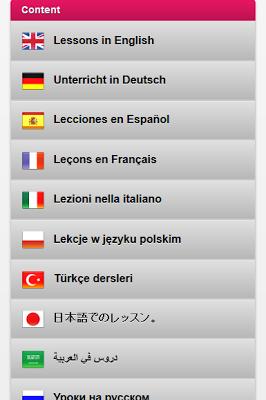 Learn Brazilian Portuguese - screenshot