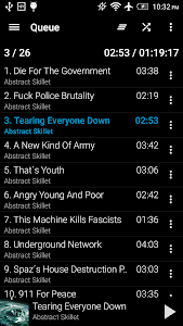 Music Player : GoneMAD (Trial) v1.6.5