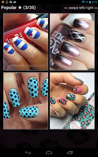 Nail Designs Screenshot