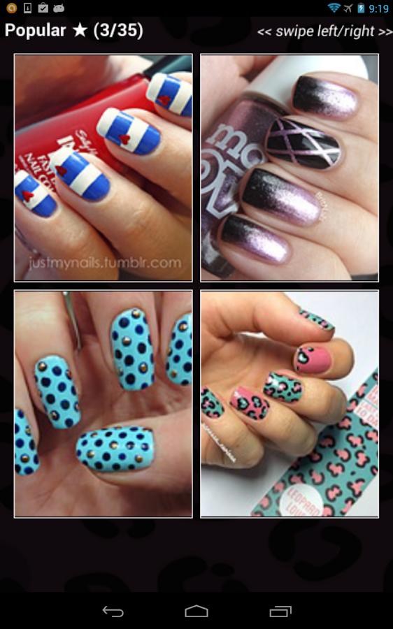 Nail designs android apps on google play nail designs screenshot prinsesfo Choice Image