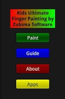 Screenshot of Ultimate Finger Painting-Free