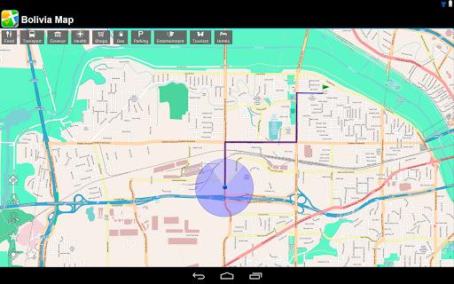 玻利維亞 離線地圖|玩旅遊App免費|玩APPs