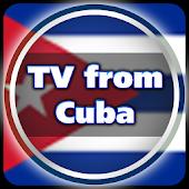 TV from Cuba