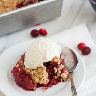 Cranberry-Almond Crunch