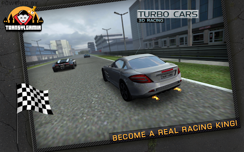Turbo Cars 3D Racing- screenshot thumbnail
