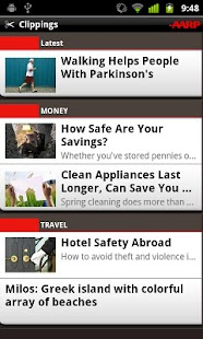 AARP- screenshot thumbnail