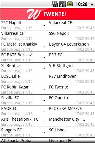 Watch Twente ! - screenshot