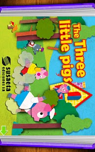 The three little pigs HD