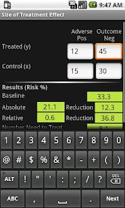 BS3 Statistics Pack screenshot 4