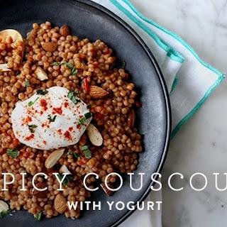Couscous Yogurt Recipes.