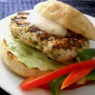 Chicken Tartar Burger.