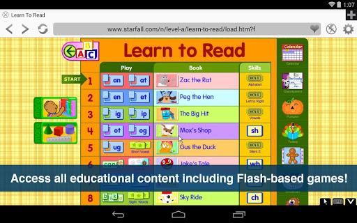 Photon Flash Player & Browser 5.3 screenshots 8