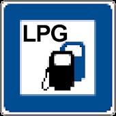 Autogas Tankstellen Finder