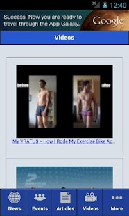 Exercise Bike - screenshot thumbnail