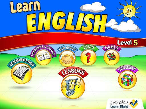 Learn English - Level 5