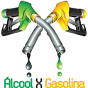 Alcool X Gasolina icon