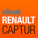 eBook RENAULT CAPTUR icon