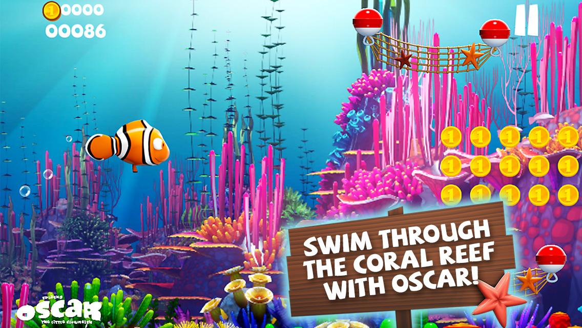 The Adventure of Splashy Oscar- screenshot