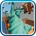 US Monuments Jigsaw and Slider