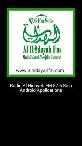 Al Hidayah FM 87.6