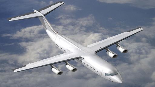 Flight Sim: Airliner BAE146