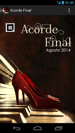Acorde Final App